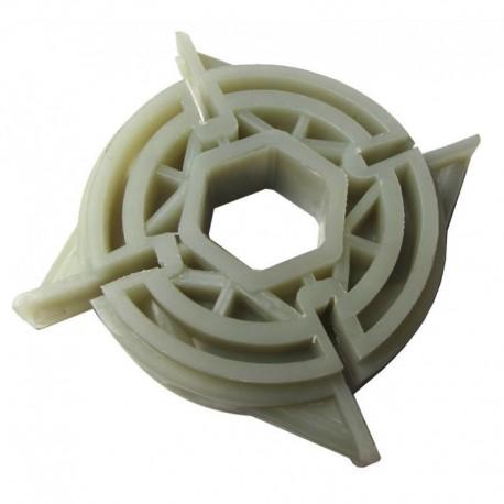 Сегмент ротора крайний (дисковый)
