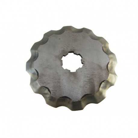 Дисковый нож кукурузной жатки Rota-Disk Geringhoff - 14х119мм (комплект 12 шт.)