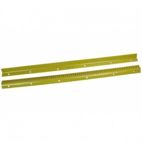 Бичи молотильного барабана комбайна Claas - 1043мм, 6 отверстий, (пара)
