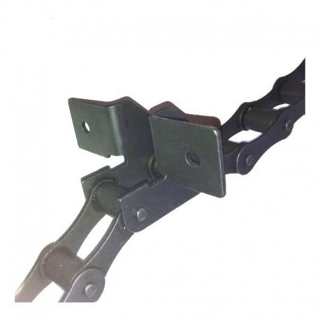 Цепь роликовая транспортерная 38.4VB/SD/J2A