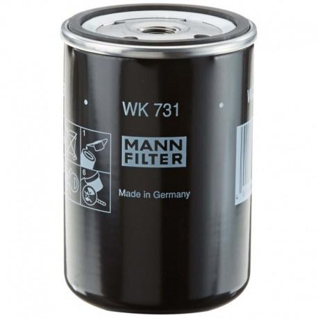 Фильтр топливный WK731 [Mann]
