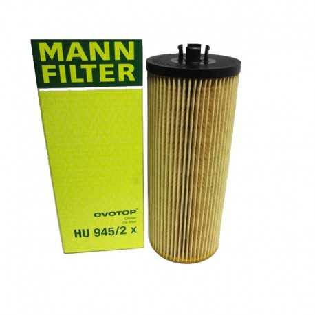Фильтр масляный HU945/2x [Mann-Filter]