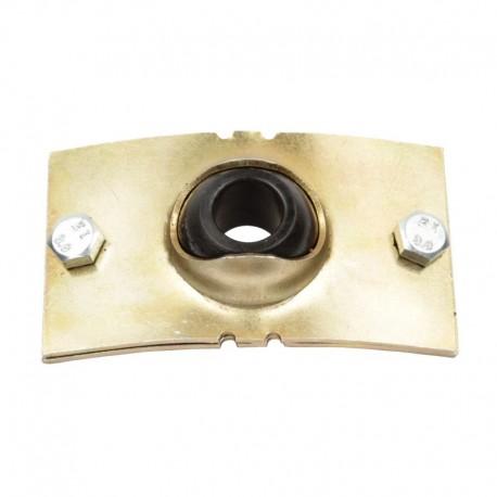 Направляющая пальца шнека жатки комбайна Claas - комплект