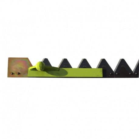 Коса жатки комбайна Claas в сборе 3,6м (48,5 сегментов 522187)