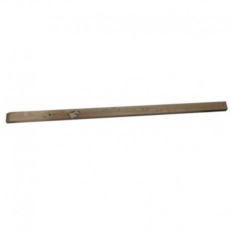 Деревянная направляющая планка цепи транспортера комбайна Claas - 1213мм