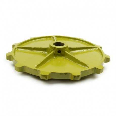 Звездочка z11 наклонного транспортера комбайна Claas - 11 зубьев, d30мм