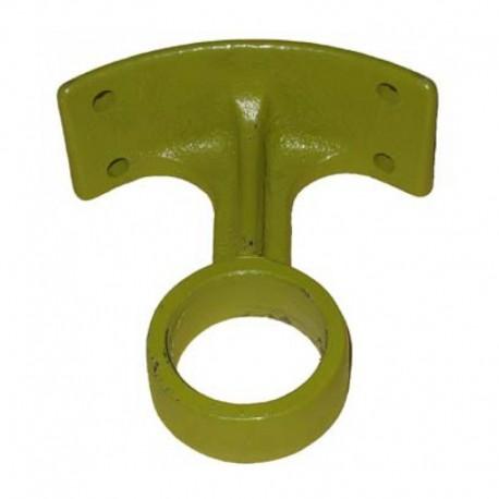 Установочный кронштейн устройства выгрузки зерна комбайна Claas - d54мм