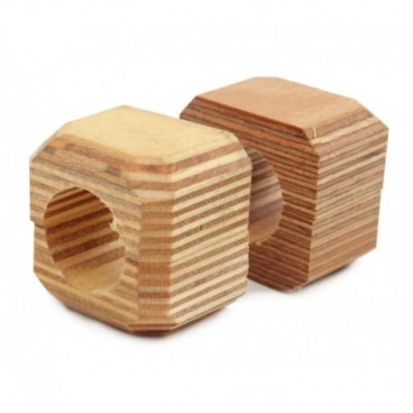 Деревянный подшипник 791187.0 соломотряса комбайна Claas - d25мм