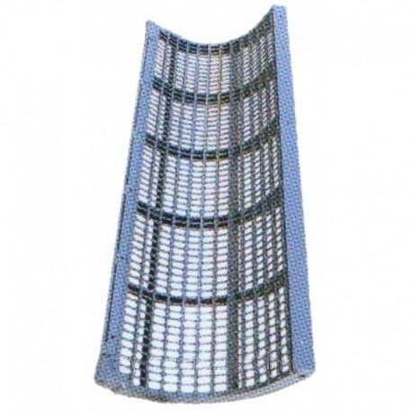 Главное подбарабанье для кукурузы молотильного барабана комбайна Claas - 1580мм