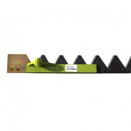 Коса жатки комбайна Claas 3,0м (41 сегмент) (без головки)