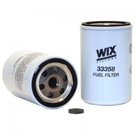 Фильтр топливный 33358Е [WIX]