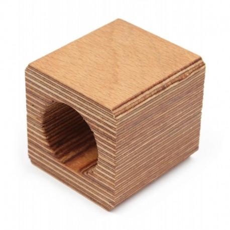 Деревянный подшипник 661711.0 соломотряса комбайна Claas - 60х60х63мм