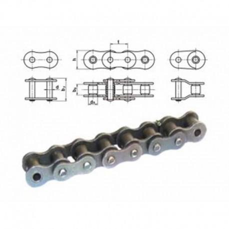 Роликовая цепь привода жатки комбайна Claas - 166 звеньев, шаг 15,875мм