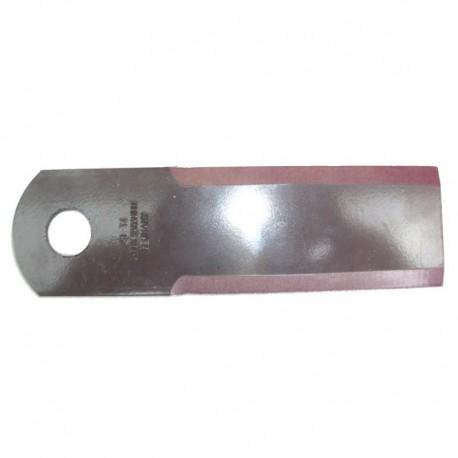 Подвижный нож измельчителя комбайна Claas - 173х50х4мм [Rasspe]