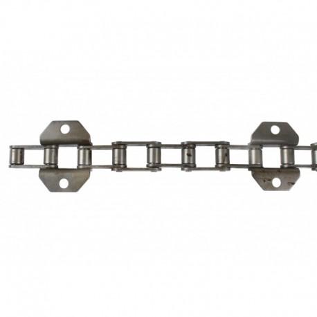Цепь роликовая транспортерная 38.4V/2K1/J3A