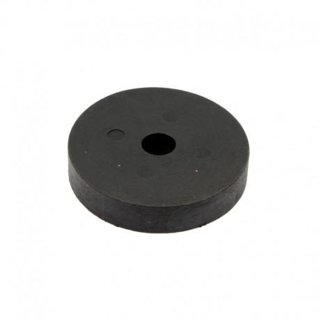 Тефлоновый натяжной ролик 654336.0 бункера комбайна Claas - 11х61мм