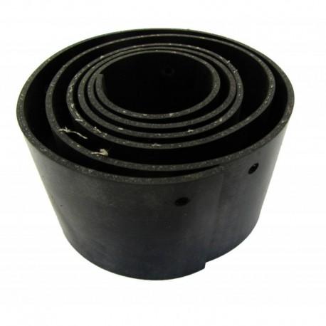 Резиновое уплотнение грохота комбайна Claas, 3х60х1040мм