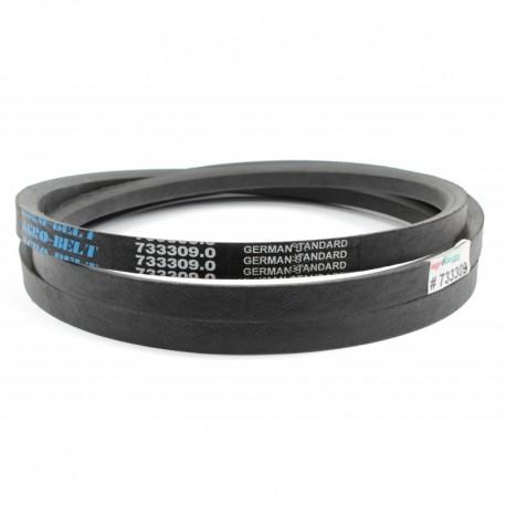 Приводной клиновой ремень 20х2560 [Agro-belt]