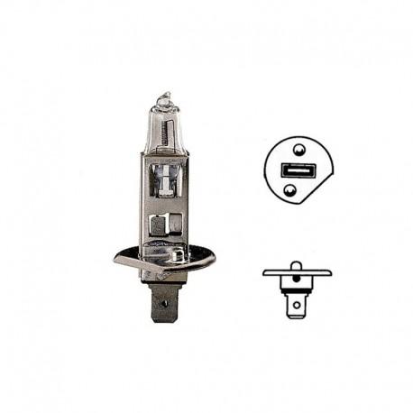 Лампа 12V 55W H1-P14.5S [Hella]