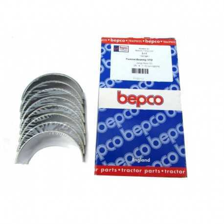Комплект шатунных вкладышей двигателя Perkins, 3-11 [Bepco]