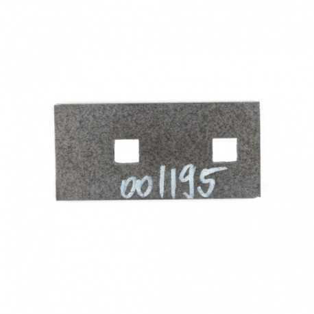 Пластина цепи 5х30х63 [Geringhoff]