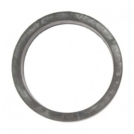 Резиновый натяжитель трубки шнека жатки комбайна Claas - 80х95х15мм