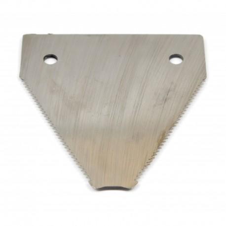 Сегмент ножа жатки комбайна Claas [Rasspe]