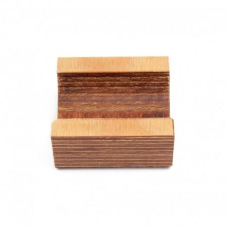Деревянный подшипник 687106.0 соломотряса комбайна Claas - половина, d35мм