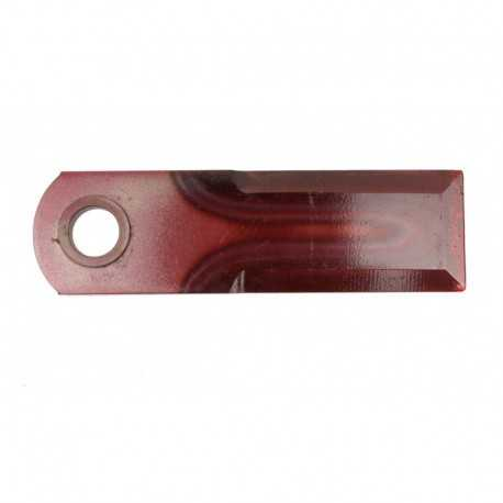 Подвижный нож измельчителя комбайна Claas - 175х50х4мм [Rasspe]