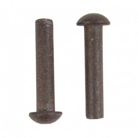 Заклепка на жатку John Deere, d6мм, L30мм, (58 штук)