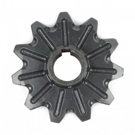 Звездочка элеватора z11 (11 зубьев), d39мм