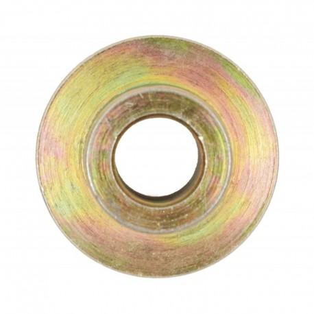 Втулка 060016.0 ножа измельчителя комбайна Claas - d10мм, D-18/30мм (к ножу 4мм)