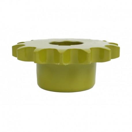 Звездочка z14 привода выгрузки зерна комбайна Claas - 14 зубьев, d30мм