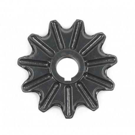 Звездочка элеватора z11 (11 зубьев), d35мм