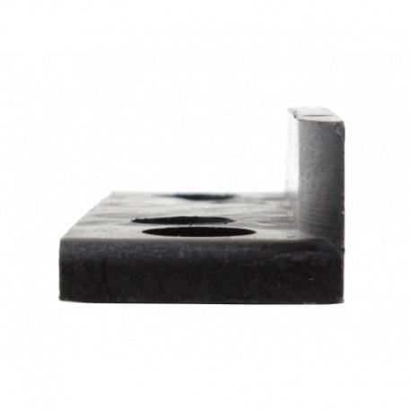 Пластиковая направляющая цепи привода жатки - 149мм