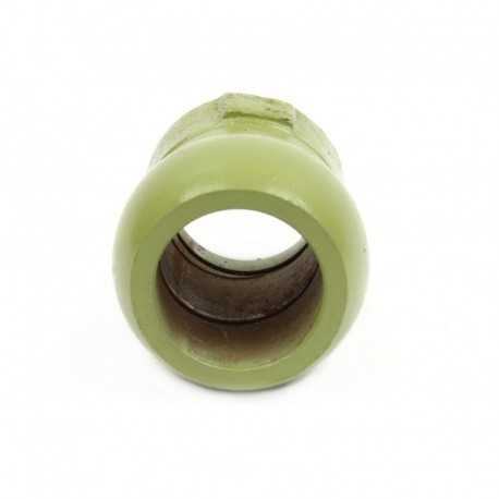 Сферическая втулка от вилчастого вала жатки комбайна Claas - d35мм
