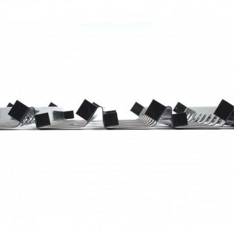 Средняя решетка клавиши соломотряса комбайна Claas - 720х250мм
