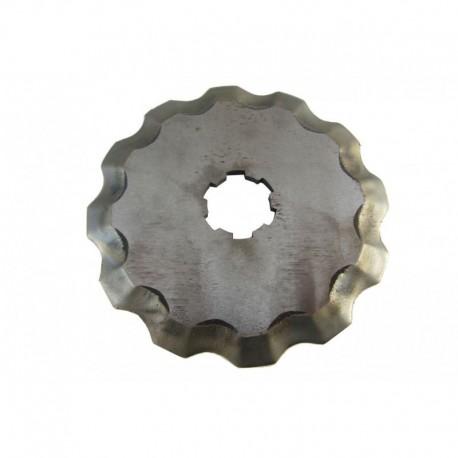 Дисковый нож кукурузной жатки Rota-Disk Geringhoff - 14х119мм