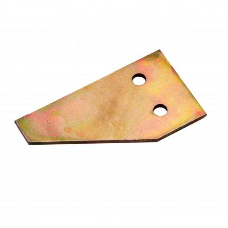 Накладка 83,5х44,5 головки ножа жатки комбайна Claas