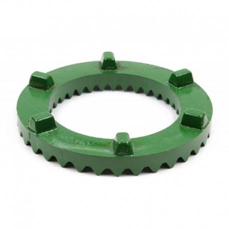 Кольцо Z10847 муфты перегрузки жатки комбайна John Deere - 105х153мм