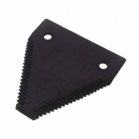 Сегмент SCH ножа жатки комбайна Claas - система Schumaher [Rasspe]