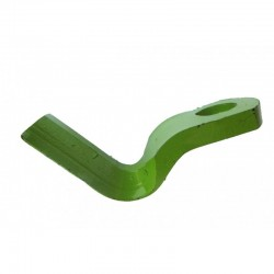 Нож Г-образный d20мм кукурузной жатки комбайна Claas
