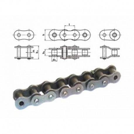 Приводная роликовая цепь шнека жатки комбайна Claas - 62 звена, шаг 15,875мм