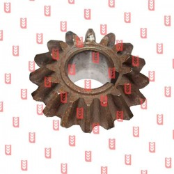 Small conical gear