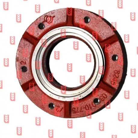 Plate hub