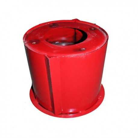 Rotor barrel