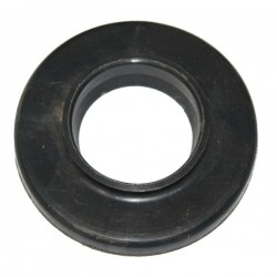 Radial shaft seal of mower rotor