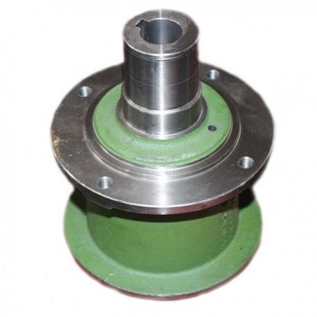 Rotor hub upper