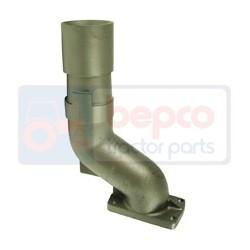 3220368R1 knee muffler