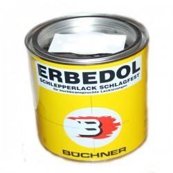 Краска Erbedol Agria красная 0,75l от 1984r